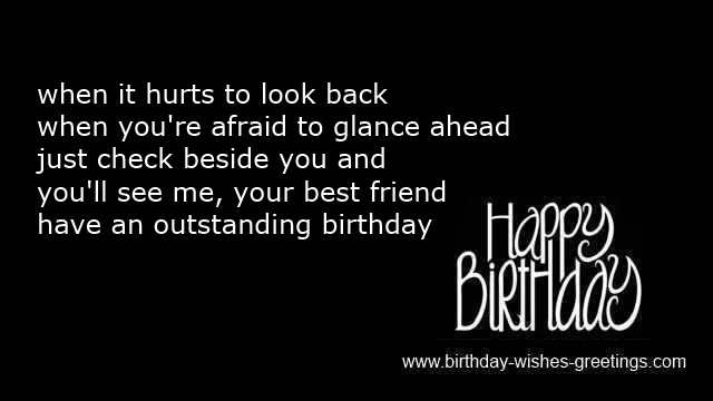 Best Wishes Birthday Special Friend Close Greetings New Friends