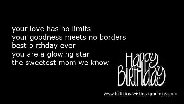 Short Birthday Poem From Daughter