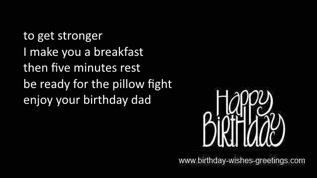 Birthday Card Messages Religious Wishes For Daddy Lovely Poems Fathers