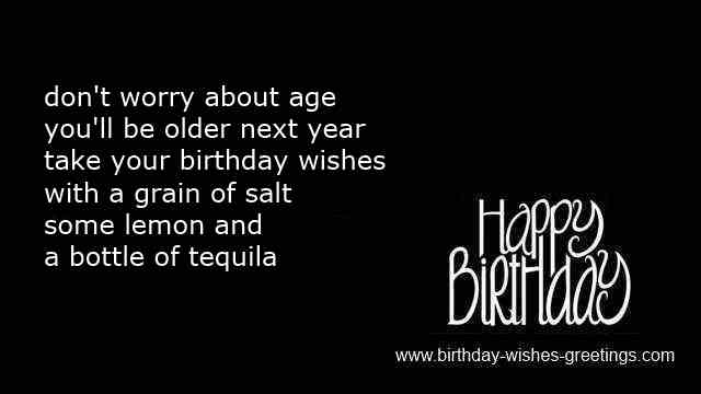 hilarious birthday poems for kids