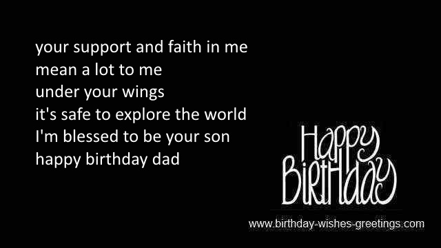 Funny Birthday Messages Father